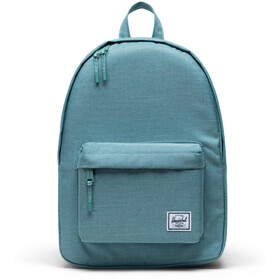 Herschel Classic Mid-Volume Sac à dos 18l, oil blue crosshatch